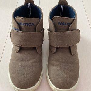 Nautica Boy's Booties Shoes Brown 9